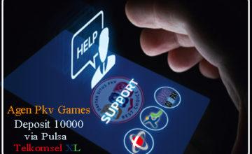 pkv games deposit pulsa 10000