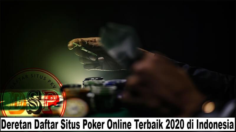 daftar situs poker online terbaik